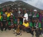 Champion Nevis team
