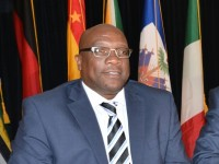 Prime Minister of St. Kitts and Nevis and Chairperson of CDB Dr. the Hon. Timothy Harris.