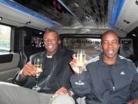 Daryll Warner and his brother Daryan Warner