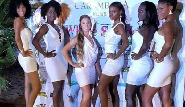 White Sands participants