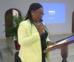 Zahnela Claxton -Coordinator Youth Department