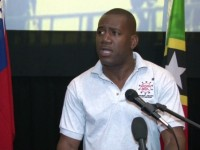 Minister of Education, Youth and Sports the Hon. Shawn Richards. (Media credit: SKNIS)
