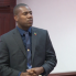 Minister of Education Hon. Shawn Richards