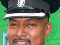 Assistant Commissioner of Police (ACP), Ian M. Queeley