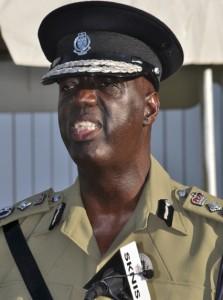 Police Commissioner C.G. Walwyn