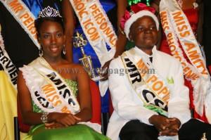 Mr. and Mrs CSS Winners