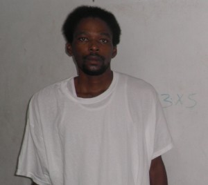 accused murder victim, Delvin Wilkerson
