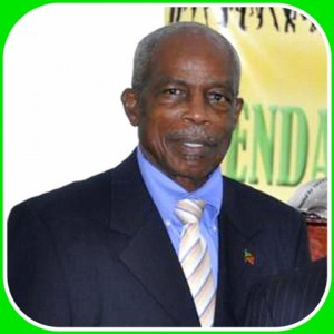 Federation's first Prime Minister the Dr. Rt. Hon Sir Kennedy A Simmonds