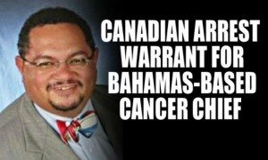 Managing director of The Cancer Centre in The Bahamas, Dr Arthur Porter