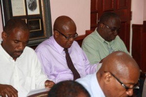 IMF Review - NIA reps