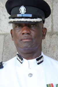 Assistant Commissioner of Police (ACP) responsible for the Royal St. Christopher and Nevis Police Force – Nevis Division Robert Liburd