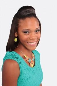 Miss Nevis Tourism Authority - Perla Gumbs
