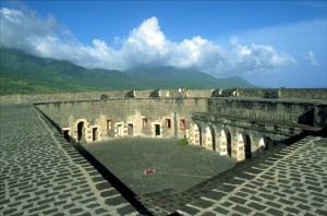 St. Kitts' Brimstone Hill Fortress National Park