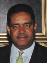 US Virgin Islands Governor John de Jongh