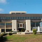 Headquarters of the Eastern Caribbean Central Bank (ECCB)