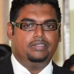 Tourism, industry and commerce minister, Irfaan Ali