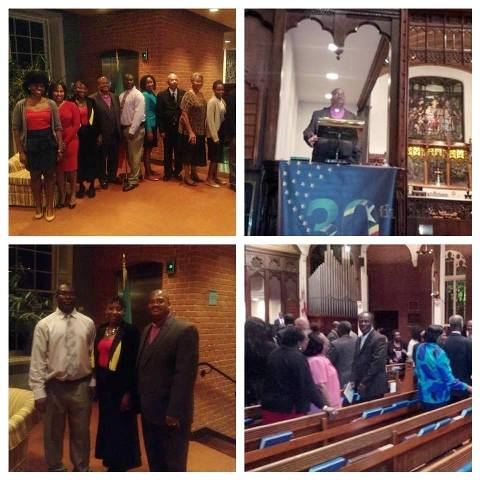 Toronto Church Service