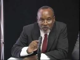 Mr. Sylvester Anthony, Counsel to the Prime Minister
