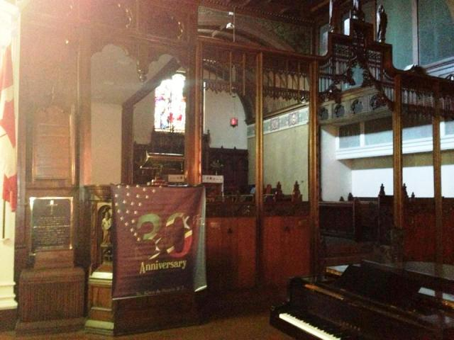toronto church