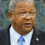 Baldwin Spencer, Prime Minister and Minister for Foreign Affairs of Antigua and Barbuda. UN Photo/Rick Bajornas