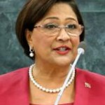 Kamla Persad-Bissessar, Prime Minister of Trinidad and Tobago. UN Photo/Sarah Fretwell