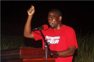 Dr Terrence Drew, SKNLP Candidate Constituency #8