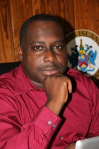 Press Secretary to the Premier of Nevis and the Nevis Island Administration Mr. Mervin Hanley