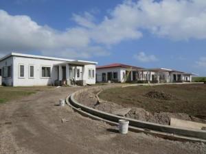 photo show building under construction (Photos by Erasmus Williams)