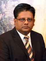 Finance Minister Dr Ashni Singh
