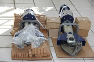 A pair of Jaws of Life and one pump were donated to the Nevis Fire and Rescue Services on November 5, 2013 by the Republic of China/Taiwan