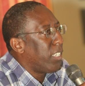 Executive Director of the Nevis Culturama Festival Secretariat Abonati Liburd (file photo)