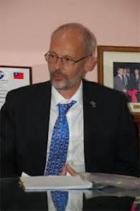 His Excellency Ambassador Mikael Barford