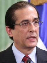 Minister of the Presidency Gustavo Montalvo