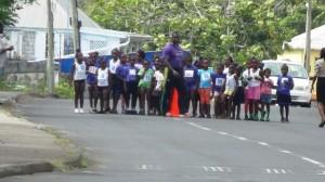 JLPS junior girls cross country