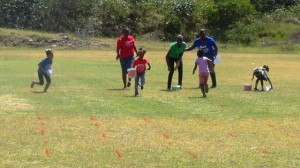 Scenes from CPS fun day