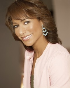 Amy DuBois Barnett, Editor- in Chief of Ebony magazine and author of a two-page spread of Nevis in its March 2014 issue