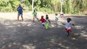 Little Stars Nursery sports meet