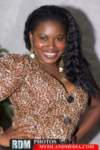 Owner and designer of Frisky's Fashion Design and Model Inc., Ms. Petal Newton