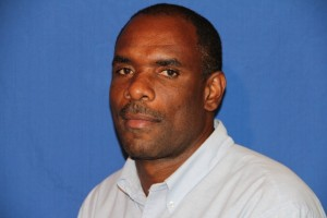 Permanent Secretary in the Ministry of Finance on Nevis Colin Dore (file photo)