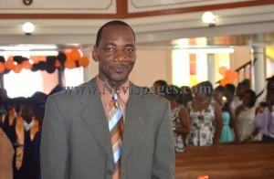 School's Principal, Mr. Kevin Barrett