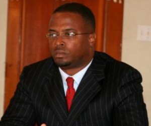 Leader of the Opposition in the National Assembly and Deputy Premier of Nevis, the Hon. Mark Brantley
