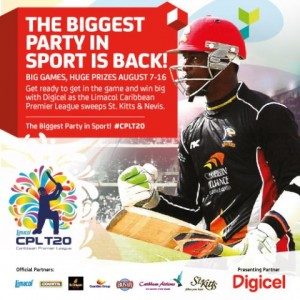 WIN CPL tickets & other great prizes from Digicel SKN