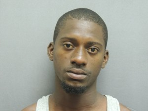 joseph wiiliams of government road. battery on police resisiting arrest. 08052014.