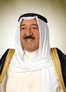 His Highness Sheikh Sabah Al-Ahmad Al-Jaber Al-Sabah