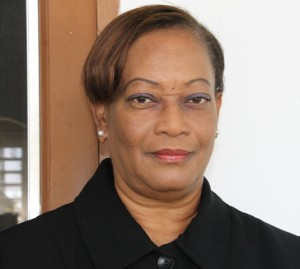 Newly-appointed Resident Judge for the High Court in Nevis Justice Lorraine Williams
