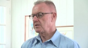 General Manager of the Nisbet Plantation Alistair Forrest