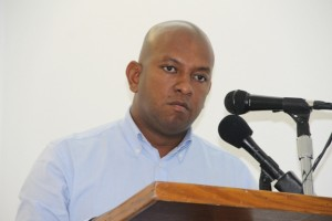OAS representative to St. Kitts Nevis Terrence Craig