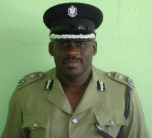 Former Assistant Commissioner of Police, Joseph Liburd