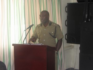Supt. Cromwell Henry