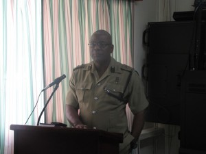 Supt. Terrence James